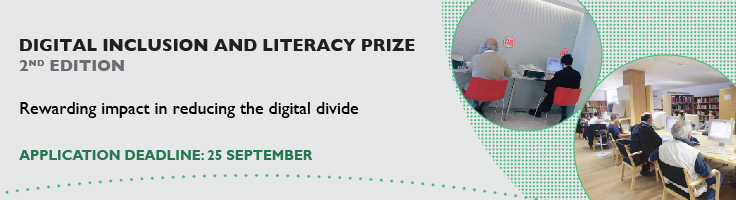 2015 Digital Inclusion and Literacy Prize