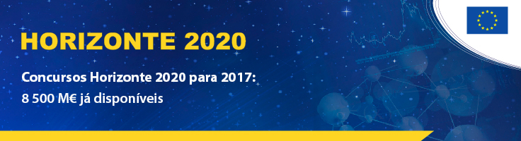 Horizonte 2020 - call 2017 - funding