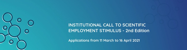 Institutional Call to Scientific Employment Stimulus - 2nd Edition
